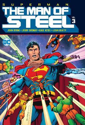 Superman: The Man of Steel Vol. 3 book