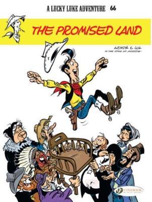 Lucky Luke: #66 The Promised Land by Jul