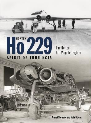 "Horten Ho229 ""Spirit of Thuringia"" by Andrei Shepelev"