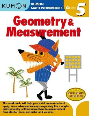 Grade 5 Geometry and Measurement by Publishing Kumon