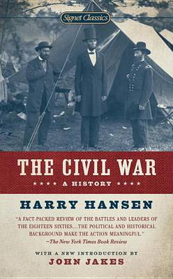The Civil War by Harry Hansen