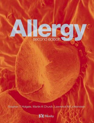 Allergy by Professor Stephen T. Holgate