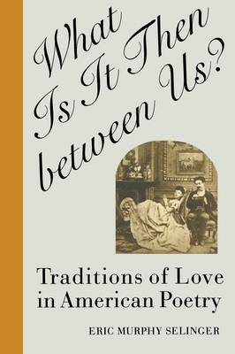 What Is It Then between Us? book