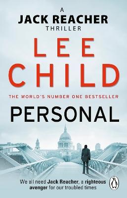 Jack Reacher: #19 Personal book