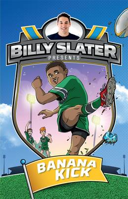 Billy Slater 2 by Patrick Loughlin