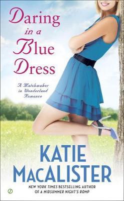 Daring In A Blue Dress book