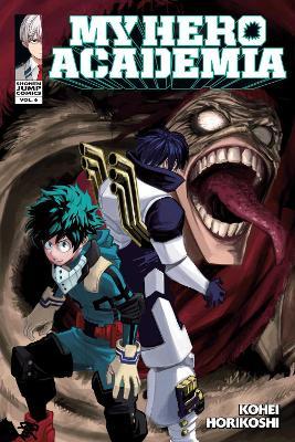My Hero Academia, Vol. 6 by Kohei Horikoshi