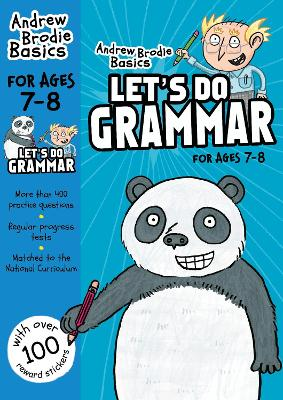 Let's do Grammar 7-8 by Andrew Brodie