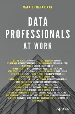 Data Professionals at Work by Malathi Mahadevan
