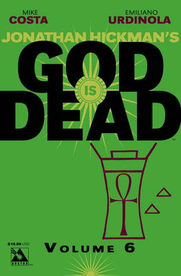 God is Dead  v.6 by Mike Costa