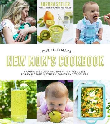 The Ultimate New Mom's Cookbook by Allison Childress