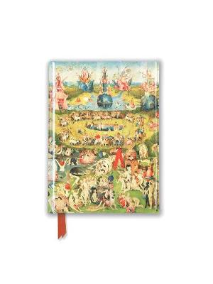 Bosch: The Garden of Earthly Delights (Foiled Pocket Journal) by Flame Tree Studio