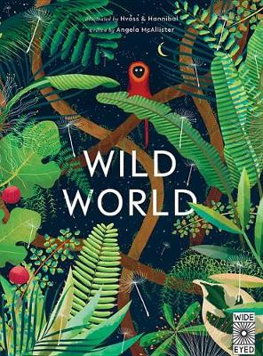 Wild World by Angela McAllister