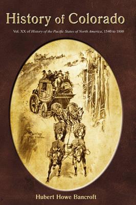 History of Colorado book