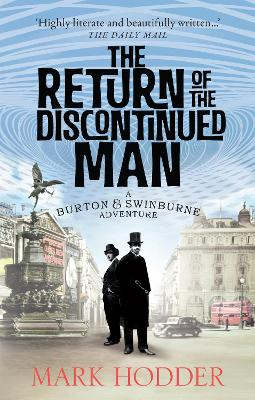 Return of the Discontinued Man book