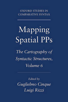 Mapping Spatial PPs by Guglielmo Cinque