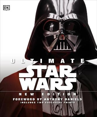 Ultimate Star Wars New Edition: The Definitive Guide to the Star Wars Universe by Cole Horton