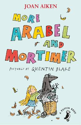 More Arabel and Mortimer book