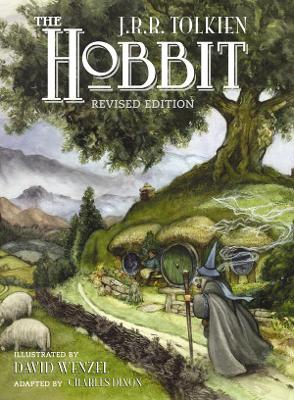 The Hobbit (Graphic Novel) by J. R. R. Tolkien