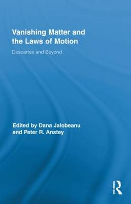Vanishing Matter and the Laws of Motion book