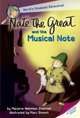 Nate The Great And The Musical Note by Marjorie Weinman Sharmat