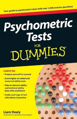 Psychometric Tests for Dummies book