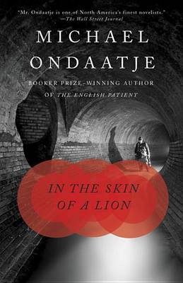In the Skin of a Lion by Michael Ondaatje