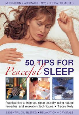 50 Tips for Peaceful Sleep book