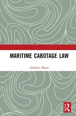 Maritime Cabotage Law book