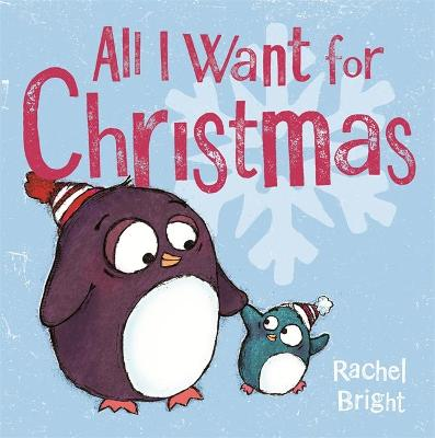All I Want For Christmas book