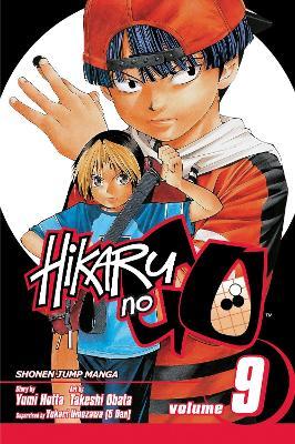 Hikaru no Go, Vol. 9 by Yumi Hotta