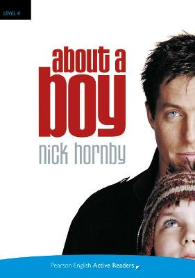 Level 4: About a Boy Book and Multi-ROM with MP3 Pack: Industrial Ecology by Nick Hornby