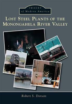 Lost Steel Plants of the Monongahela River Valley by S. Dorsett