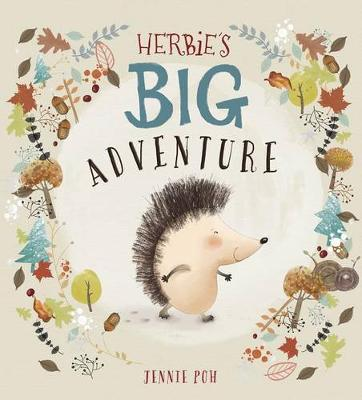 Herbie's Big Adventure by Jennie Poh