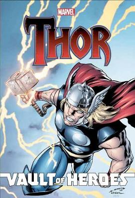 Marvel Vault of Heroes: Thor book