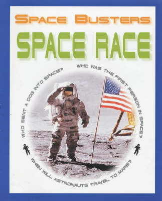 SPACE BUSTERS SPACE RACE book
