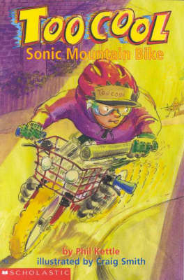 Toocool Sonic Mountain Bike by Phil Kettle