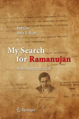 My Search for Ramanujan by Ken Ono
