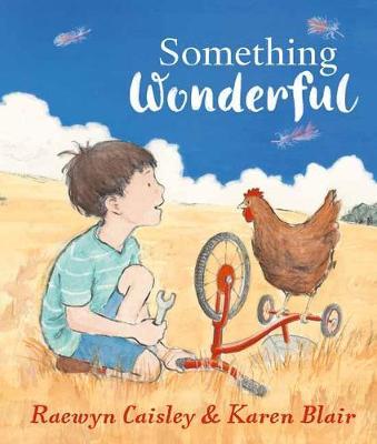 Something Wonderful book