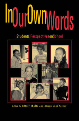 In Our Own Words by Jeffrey Shultz