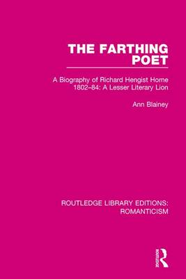 The Farthing Poet by Ann Blainey