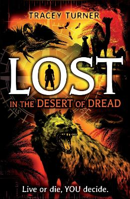 Lost... In the Desert of Dread by Tracey Turner