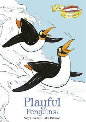 Playful Penguins! book