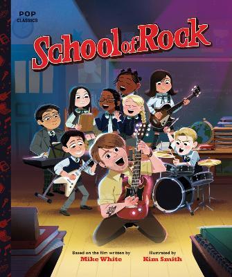 School of Rock by Kim  Smith