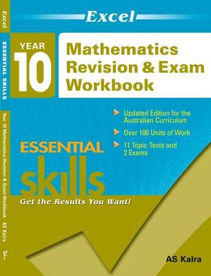 Excel Essential Skills - Maths Revision and Exam Workbook 1 Year 10 book