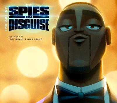 The Art of Spies in Disguise by Titan Books