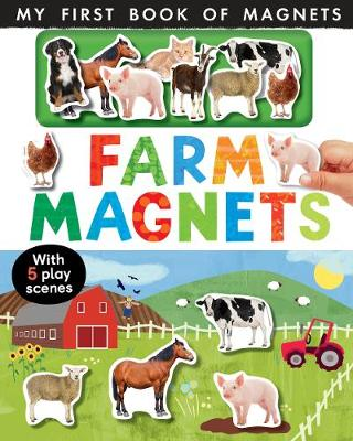 Farm Magnets by Clare Wilson