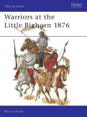 Warriors at the Little Big Horn 1876 by Richard Hook