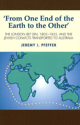 From One End of the Earth to the Other by Jeremy I. Pfeffer