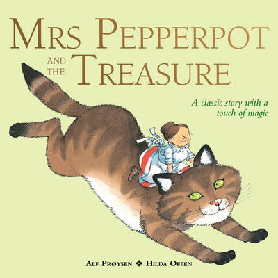 Mrs Pepperpot and the Treasure book